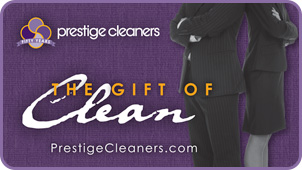 Prestige Cleaners Dry Cleaning Gift Card