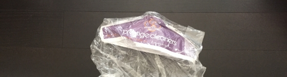 7 Creative Uses for Dry Cleaning Bags