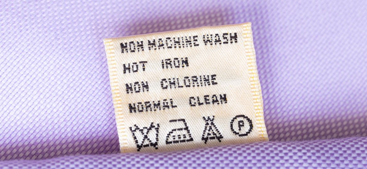 Decode Washing Symbols Tip From Scottsdale Dry Cleaner