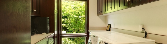 Tips for a Safe Laundry Room and Kitchen