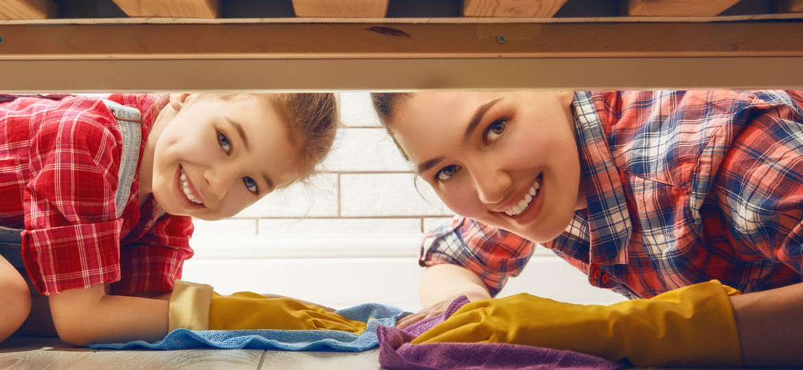5 Tips to Get Your Kids to Clean Their Rooms