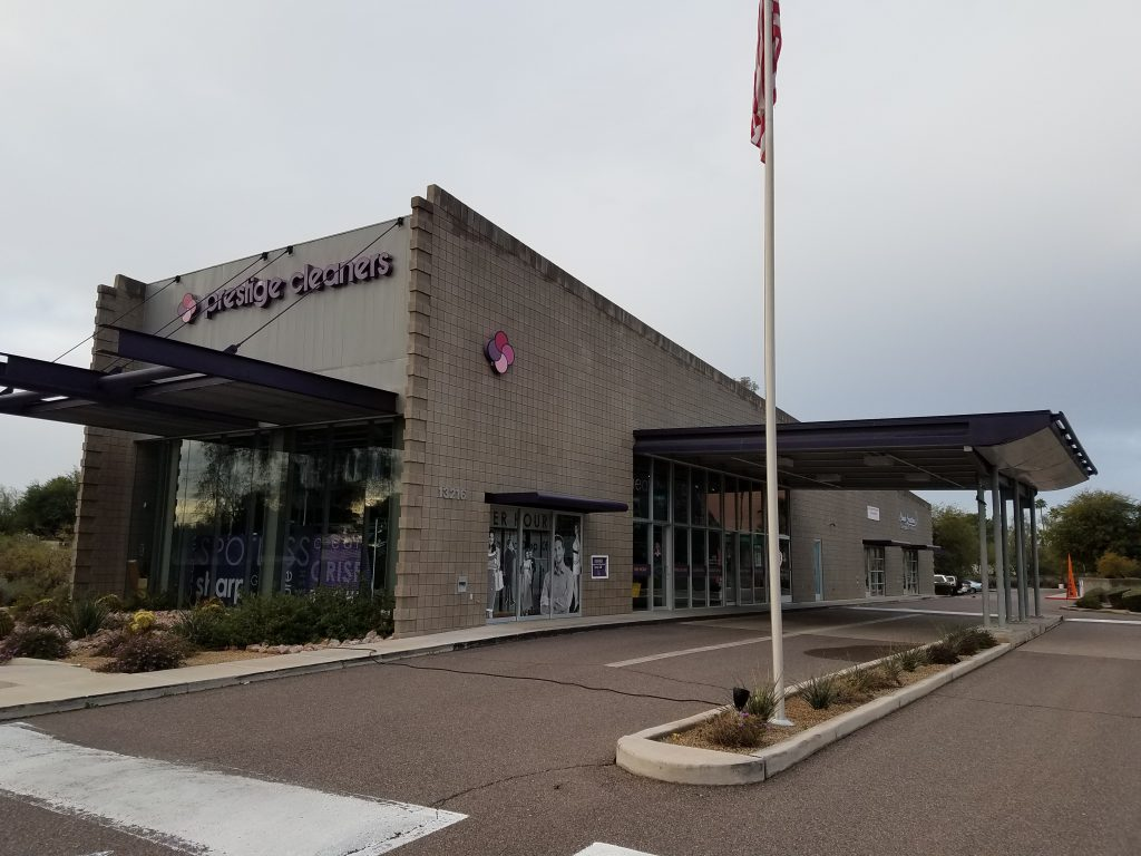 Prestige Cleaners - Airpark Location Scottsdale Dry Cleaners