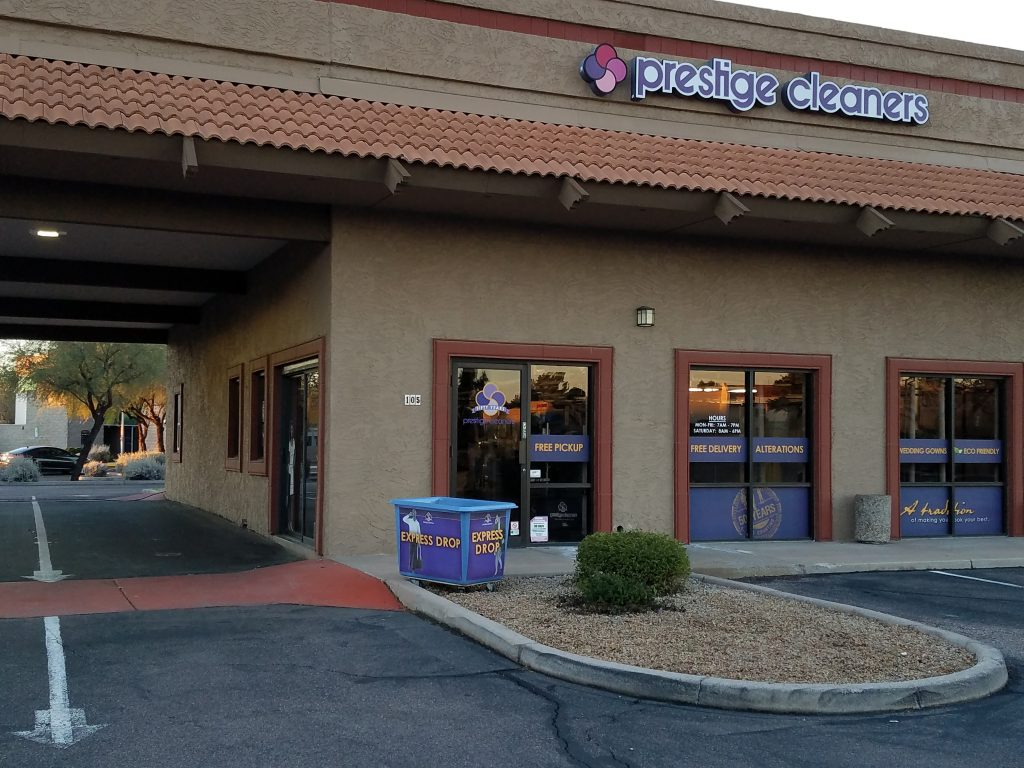 Prestige Cleaners - Via Linda Location Scottsdale/Paradise Valley Dry Cleaner