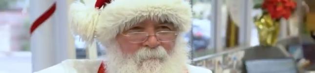 Prestige Cleans Santa Suits for Free