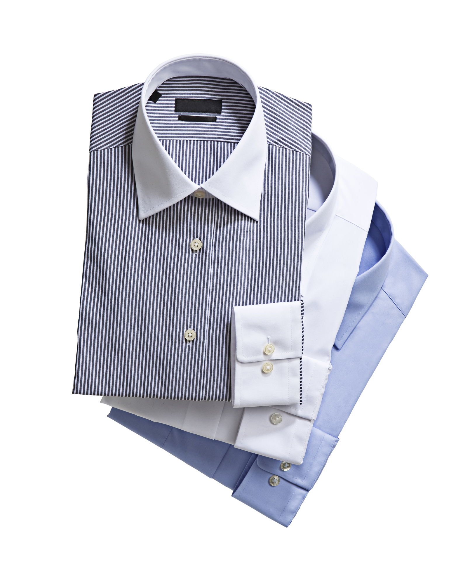 men's shirts Dry cleaning
