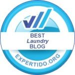 Best Laundry Blog Badge